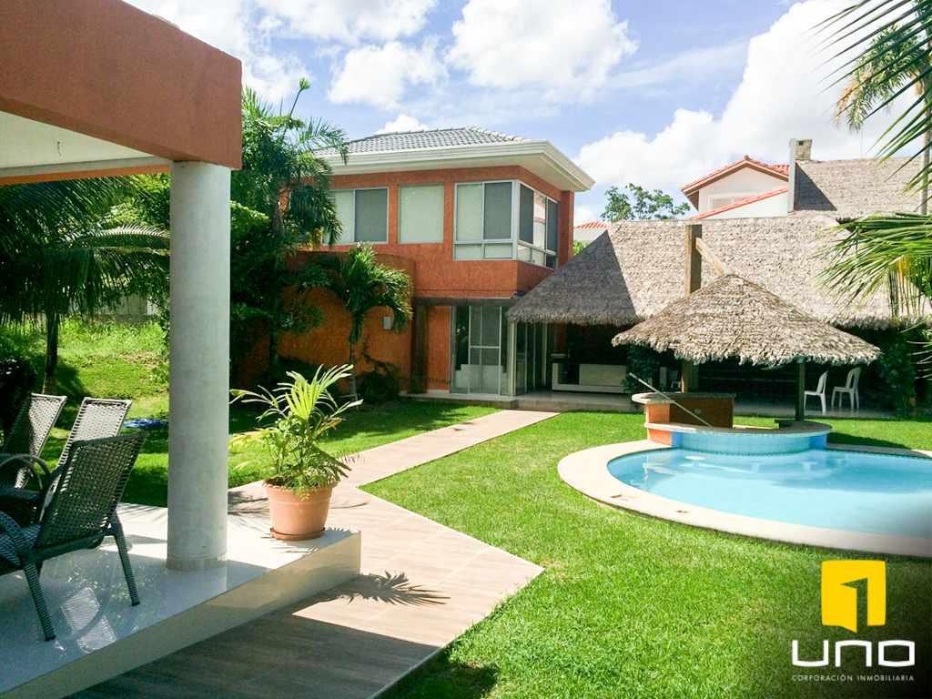 Casa en Alquiler Colinas del Urubo alquilo amplia residencia Foto 2