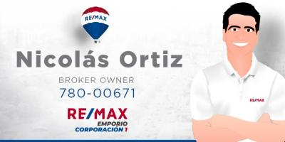 Nicolas Ortiz - agente portada