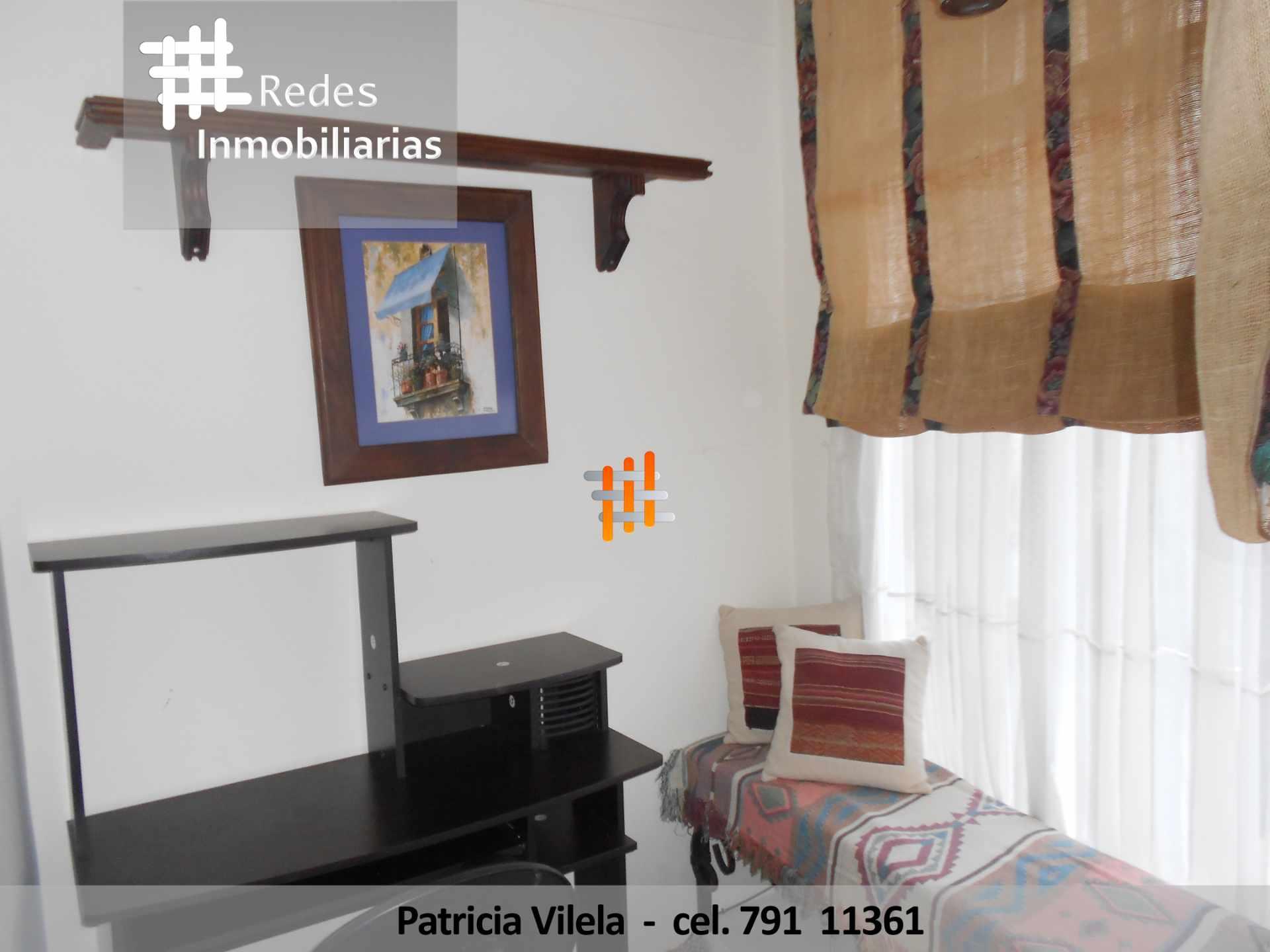 Casa en Alquiler CASA EN ALQUILER TOTALMENTE AMOBLADA: ACHUMANI SECTOR BARQUETA Foto 27