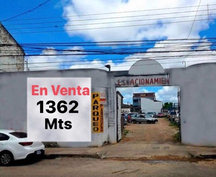 Terreno en Venta Terreno de 1362 mts en calle Bolivar entre Calles La Paz y Cochabamba Foto 3