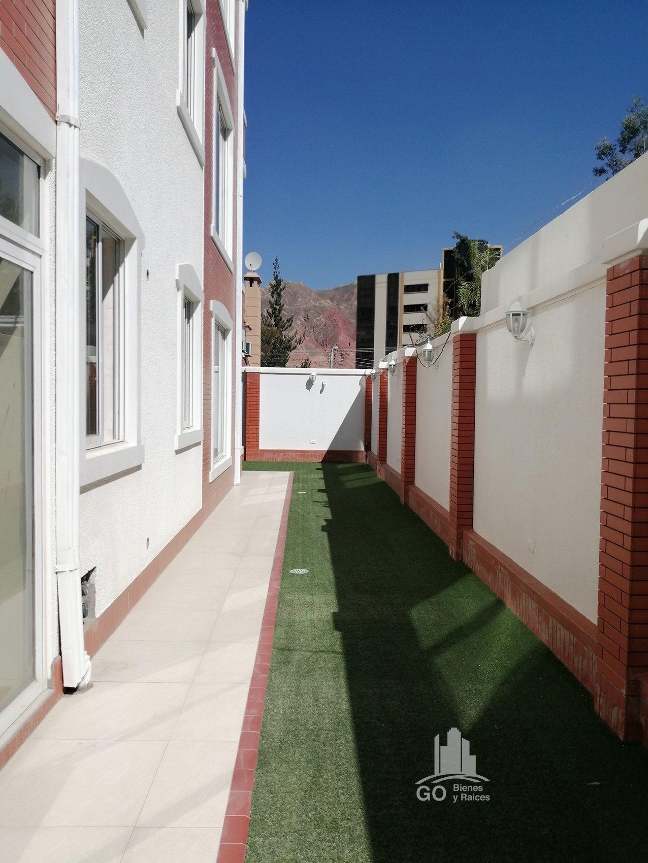 Departamento en Anticretico Calle 13 de Calacoto, Zona Sur, La Paz-Bolivia Foto 3