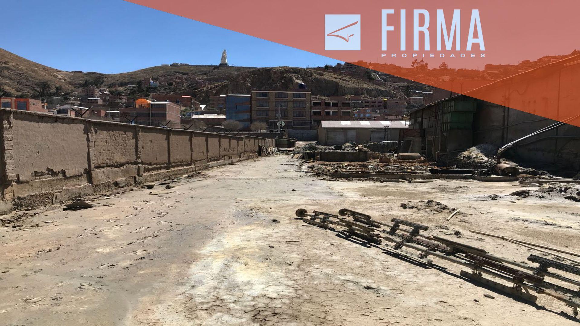 Terreno en Venta FTV18530 – COMPRA ESTE TERRENO EN ORURO Foto 2