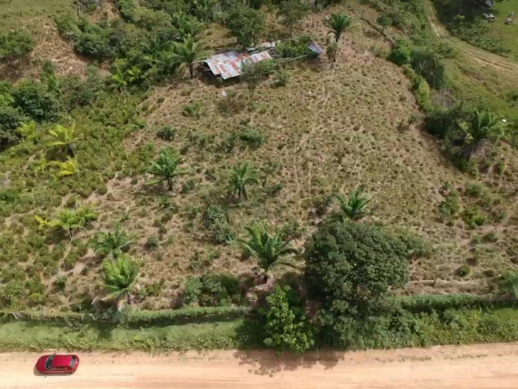 Terreno en Venta Camino a las cruces municipio de Porongo Foto 3
