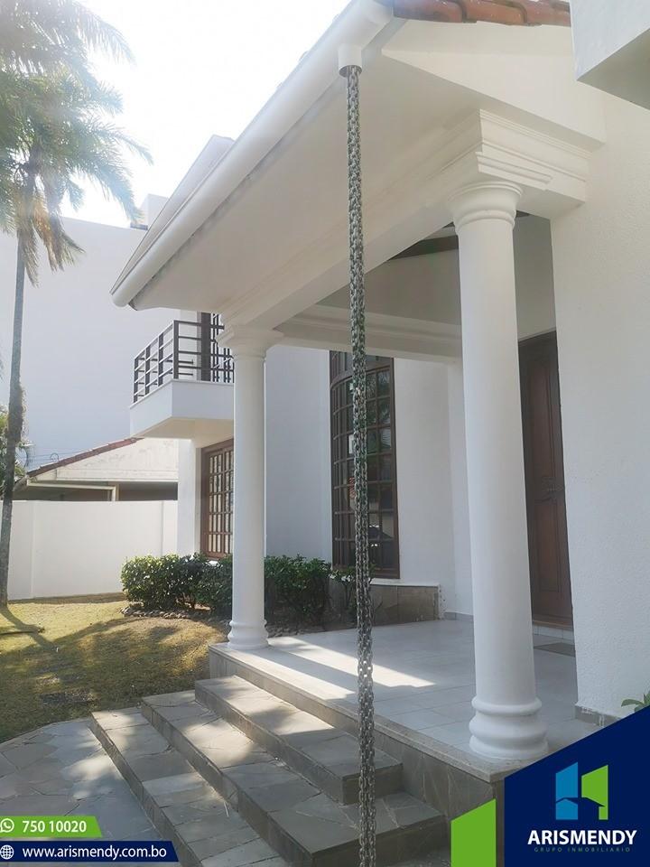 Casa en Alquiler EQUIPETROL SEGUNDO Y TERCER ANILLO  Foto 3