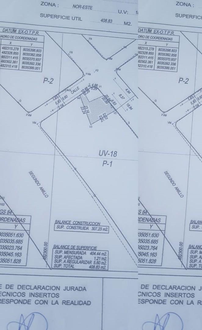 Terreno en Venta OPORTUNIDAD DE INVERSIÓN a una cuadra del segundo anillo entre avenidas Mutualista y Paraguá uso de suelo mixto. Foto 9