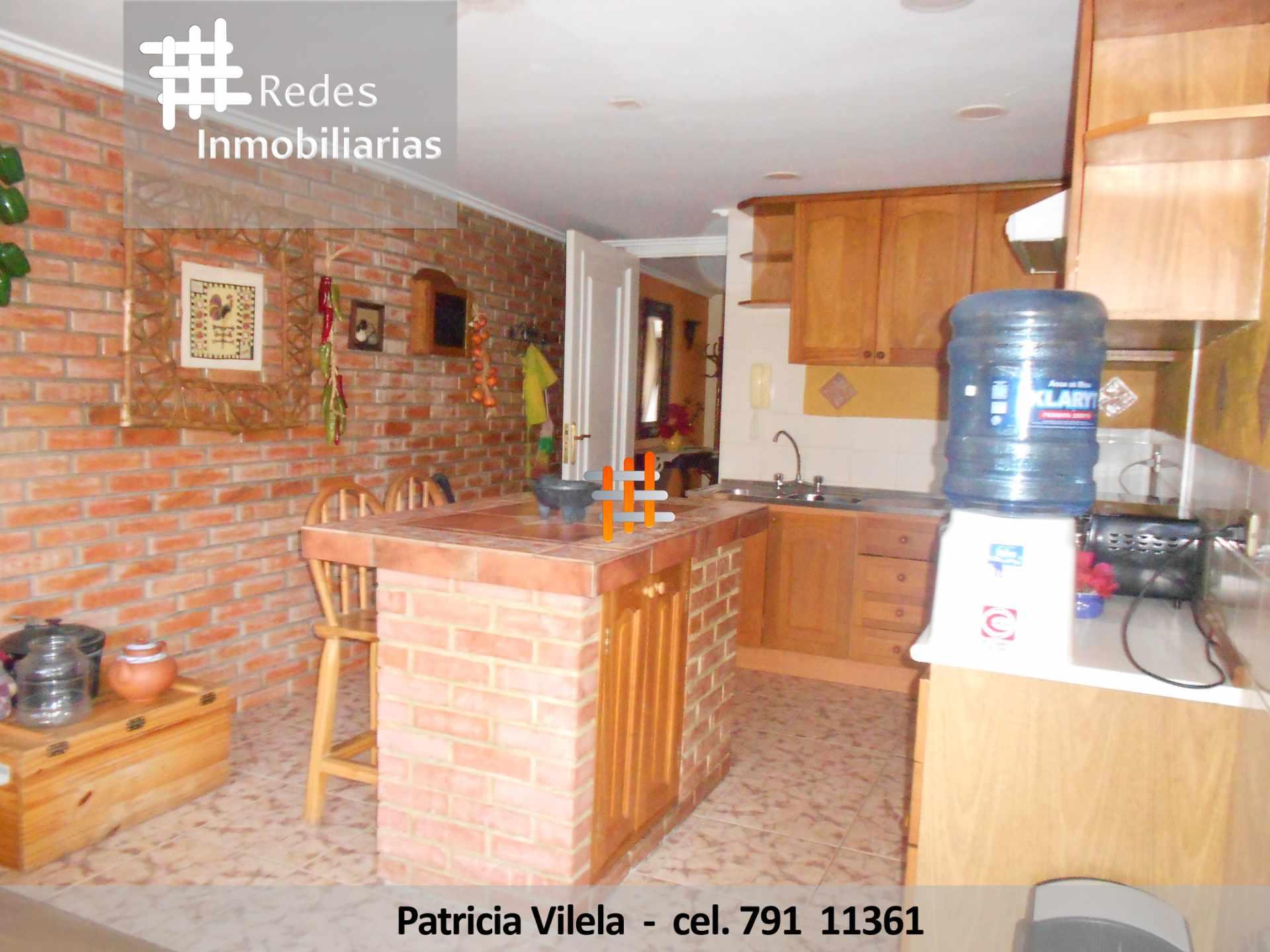 Casa en Alquiler CASA EN ALQUILER TOTALMENTE AMOBLADA: ACHUMANI SECTOR BARQUETA Foto 37