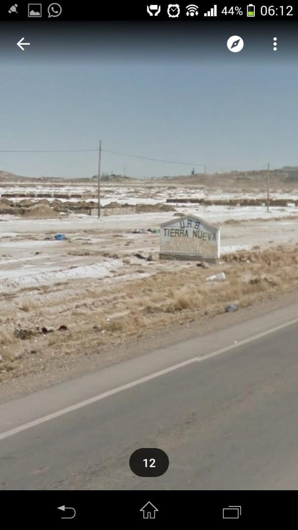 Terreno en Venta Carretera Capachos Km. 4 Foto 5
