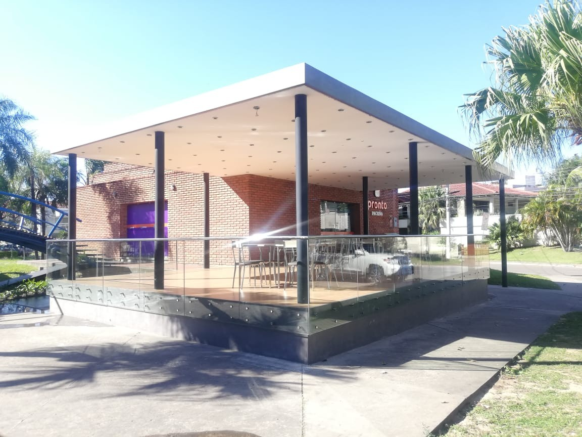 Casa en Alquiler Av. Banzer 4to anillo Cond. Barrio Norte Foto 29