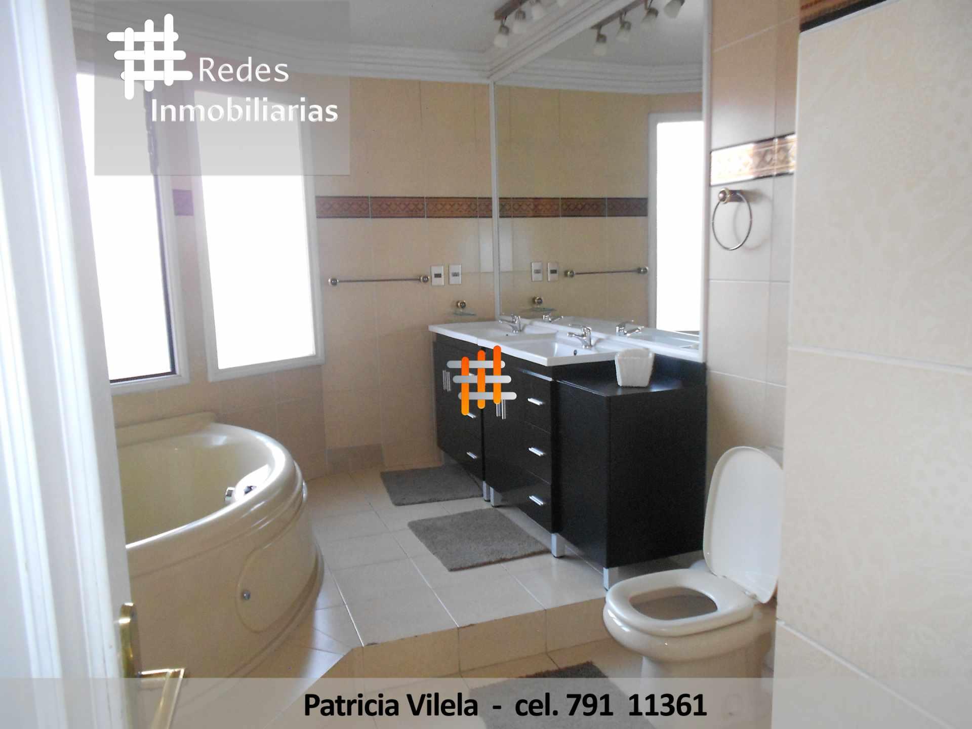 Casa en Alquiler CASA EN ALQUILER TOTALMENTE AMOBLADA: ACHUMANI SECTOR BARQUETA Foto 26
