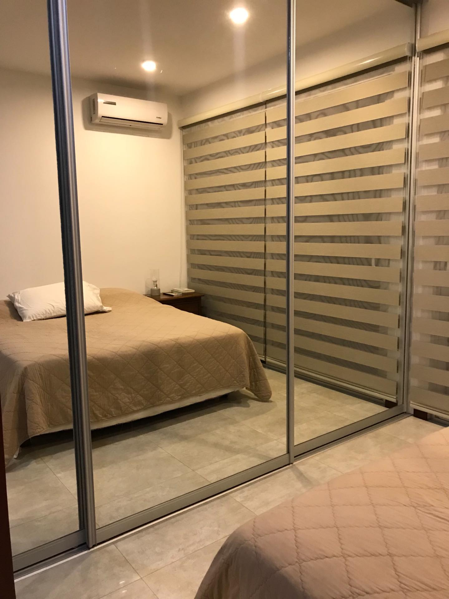 Departamento en Alquiler En exclusivo condominio zona Barrio Las Palmas  Foto 8