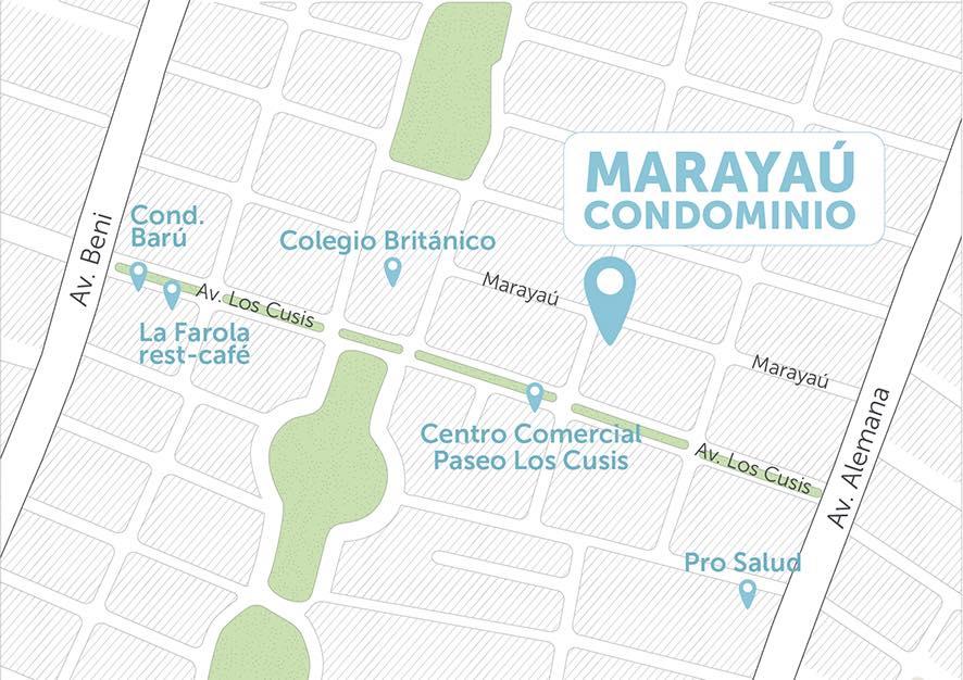 Departamento en Venta Calle Marayaú  Foto 10