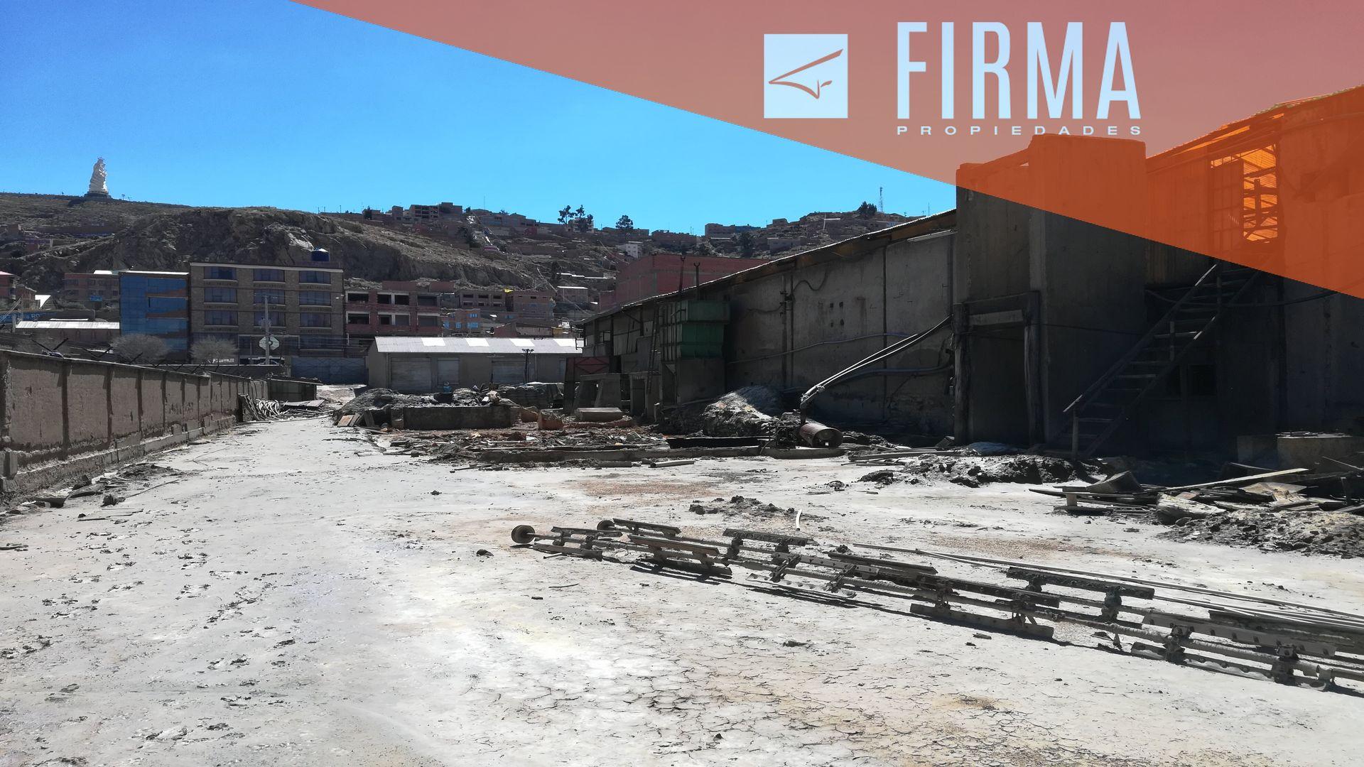 Terreno en Venta FTV18530 – COMPRA ESTE TERRENO EN ORURO Foto 6
