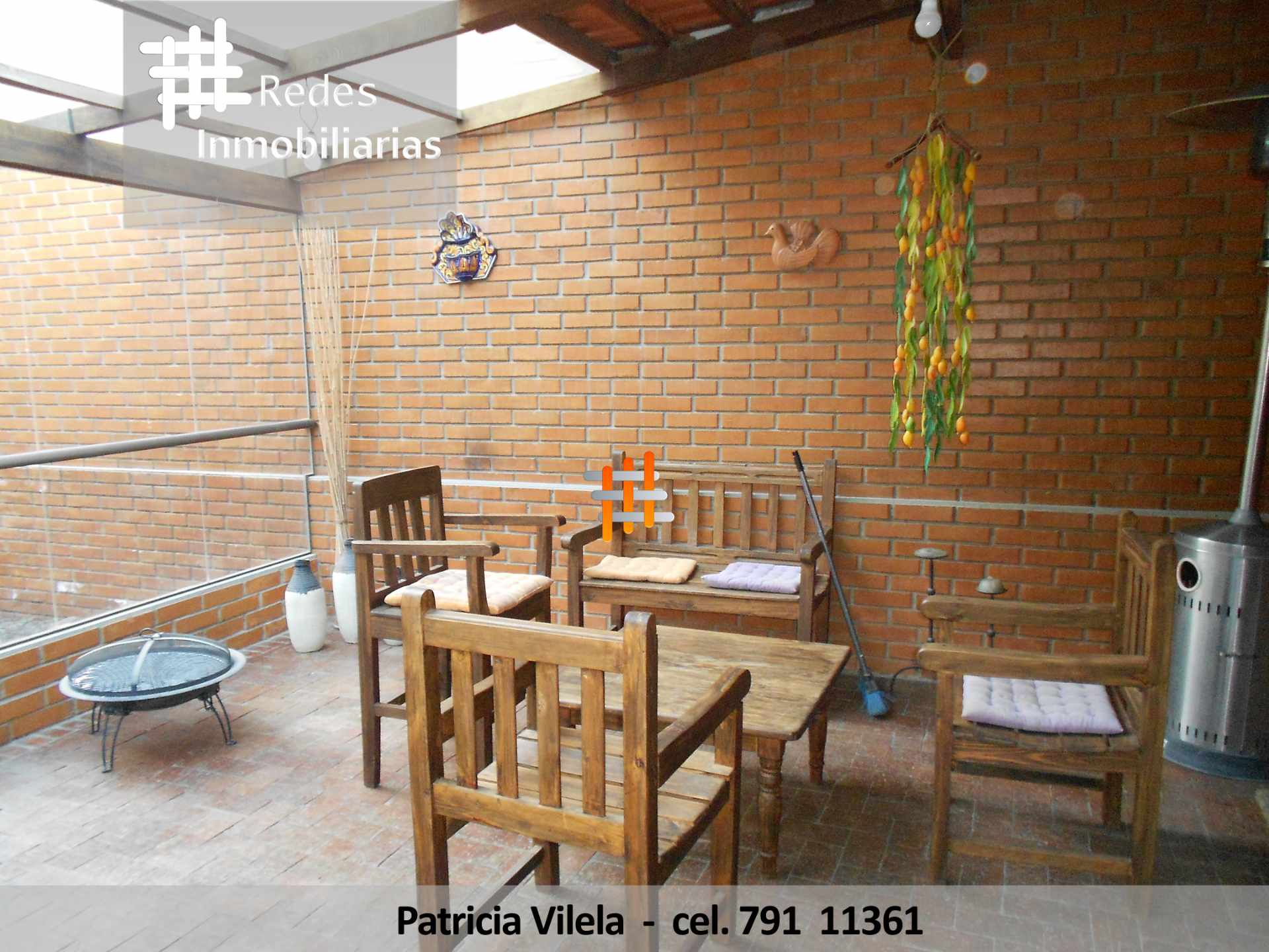 Casa en Alquiler CASA EN ALQUILER TOTALMENTE AMOBLADA: ACHUMANI SECTOR BARQUETA Foto 17