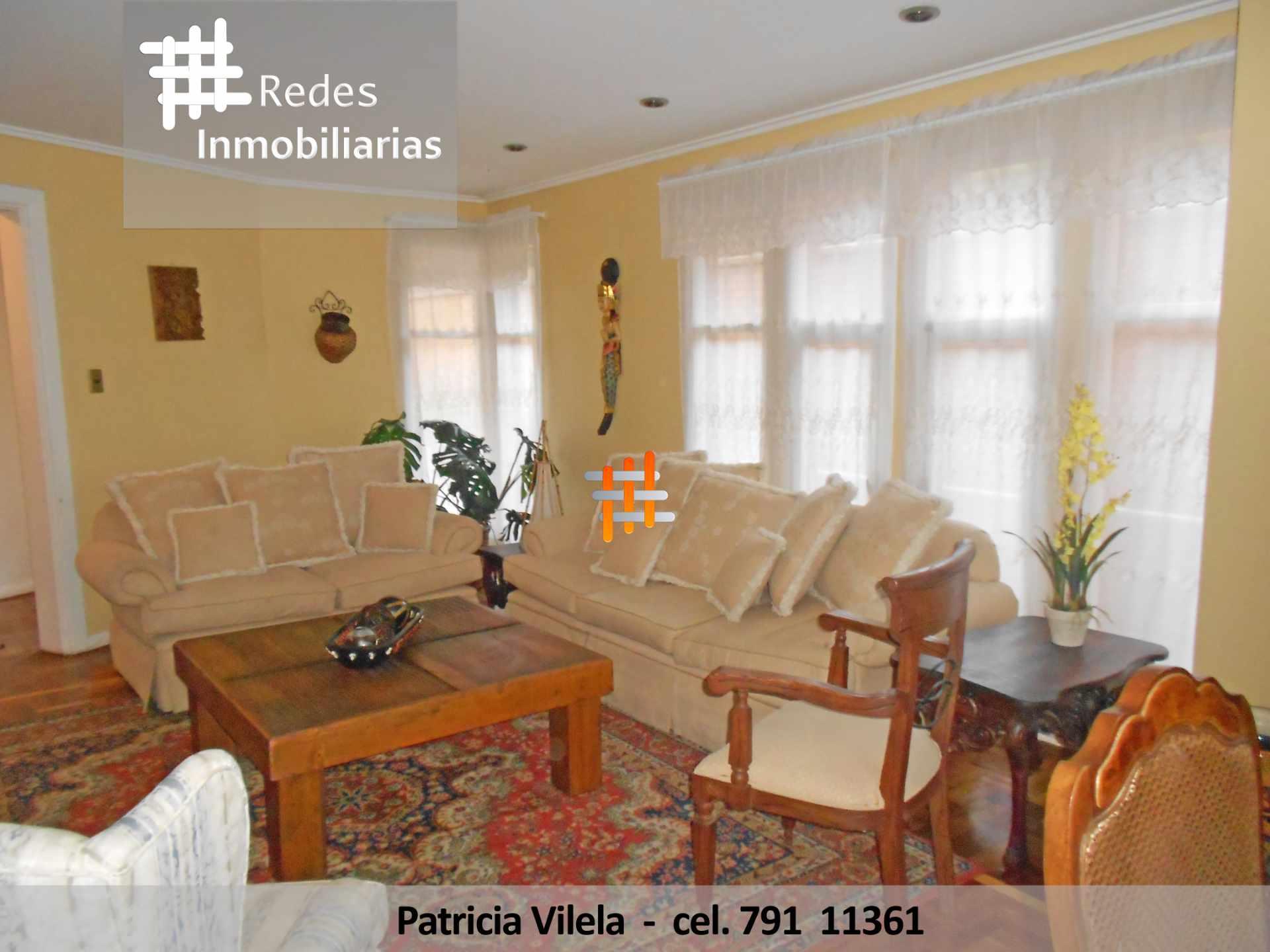 Casa en Alquiler CASA EN ALQUILER TOTALMENTE AMOBLADA: ACHUMANI SECTOR BARQUETA Foto 6