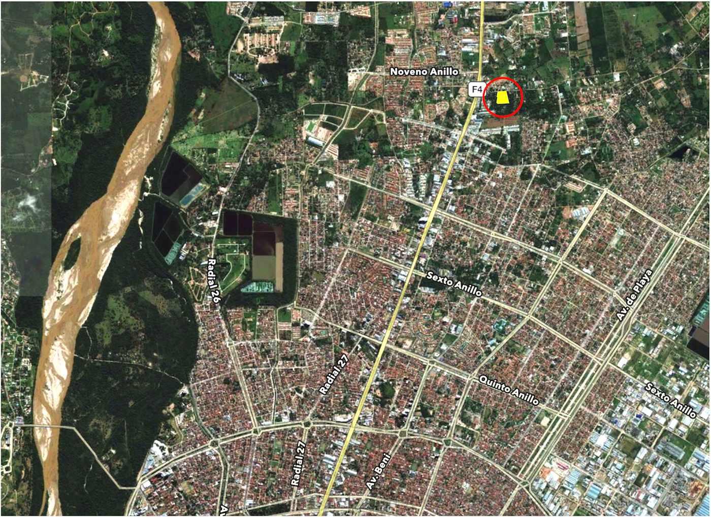 Terreno en Venta TERRENO CÉNTRICO PARA URBANIZAR... PARA CONSTRUCTORES  E INVERSIONISTAS Foto 2