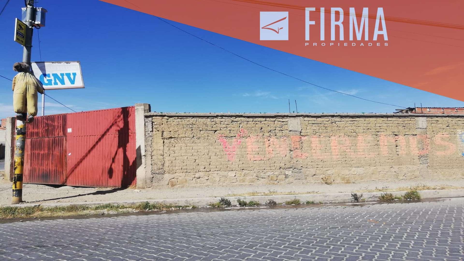 Terreno en Venta FTV36593 – COMPRA TU TERRENO EN EL ALTO Foto 7