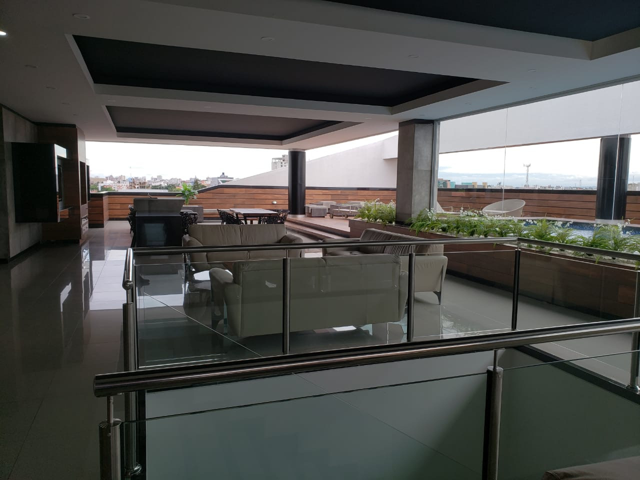 Departamento en Venta Barrio Sirari, Calle Los Pinos, Condominio SKY DESIGN Foto 9