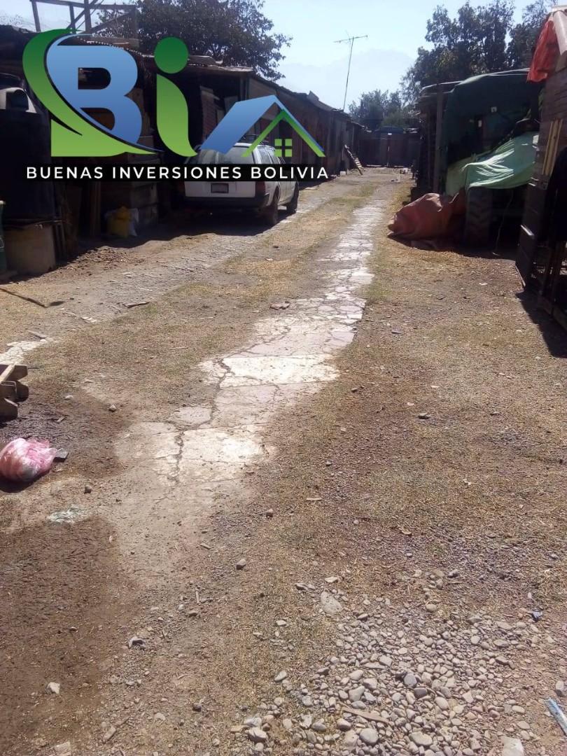 Terreno en Venta PROPIEDAD COMERCIAL SUP. TOTAL 3050M2 Aprox. A UNA CUADRA AV. BLANCO GALINDO  ZONA QUILLACOLLO Foto 3