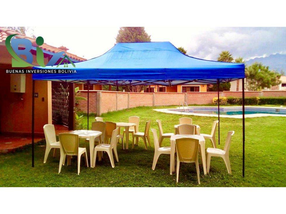 Terreno en Venta LOTE CONDOMINIO 520M2 PROX. HOTEL REGINA TIQUIPAYA Foto 13