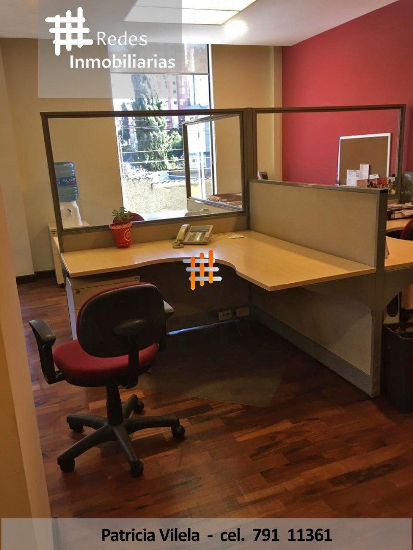 Oficina en Alquiler FICINA SOPOCACHI EN VENTA O ALQULER CON OPCION A SER AMOBLADA Foto 30