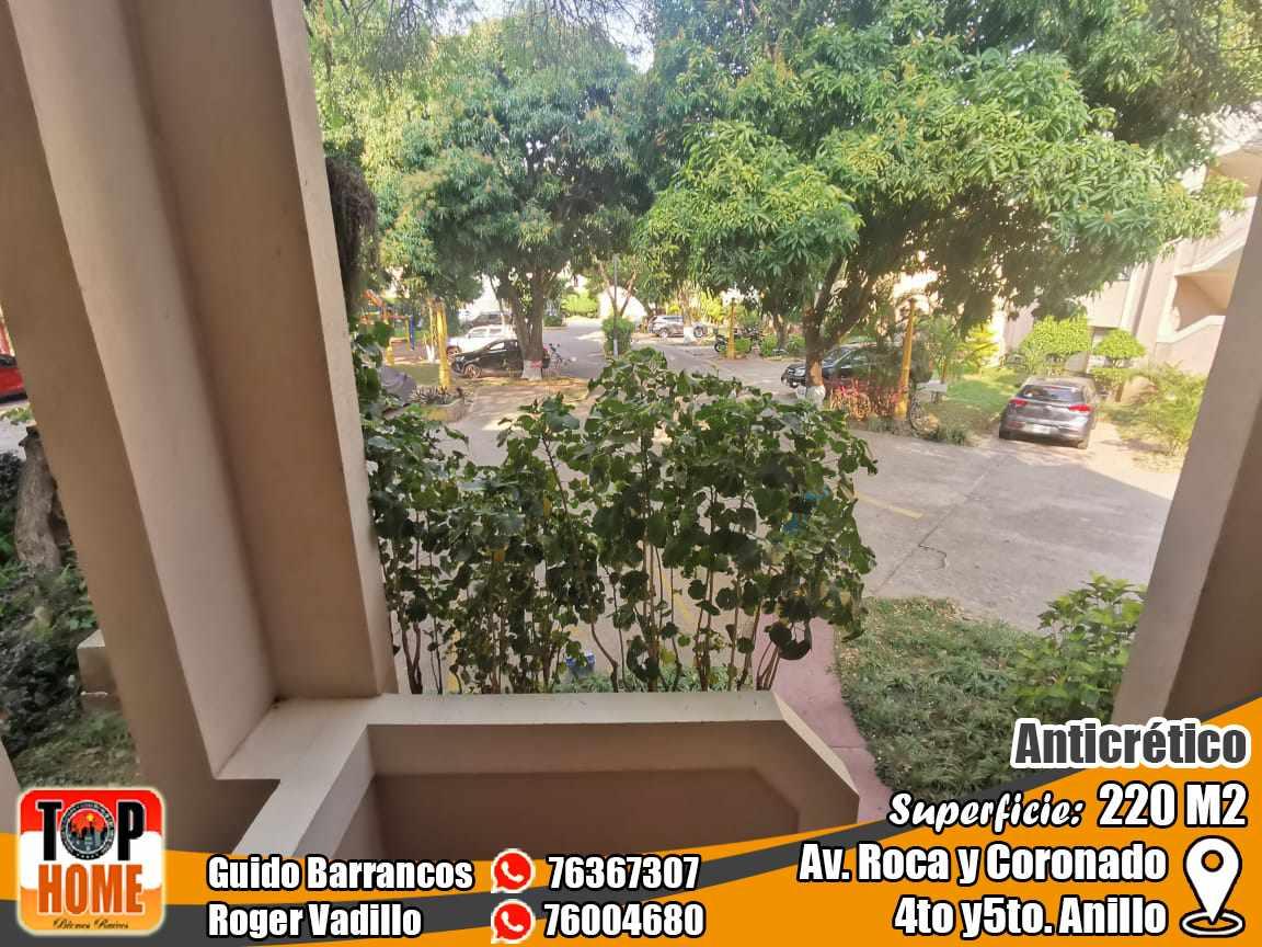 Departamento en Anticretico 4TO Y 5TO ANILLO ROCA Y CORONADO. Foto 7