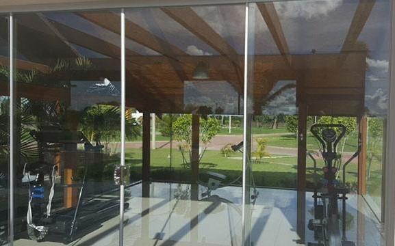 Terreno en Venta Urubo condominio Arelis lado salón de eventos Emperador Foto 7