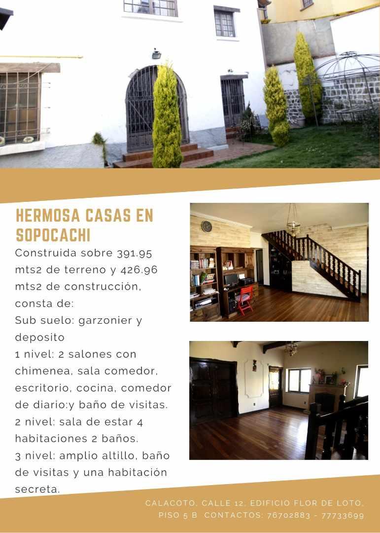 Casa en Venta Francisco Bedregal  Foto 2