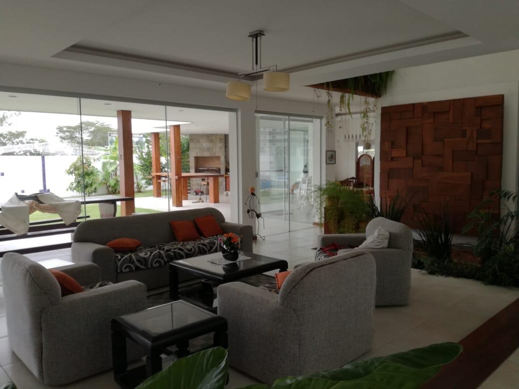 Casa en Alquiler Condominio exclusivo a pocos minutos del puente Urubó  Foto 21