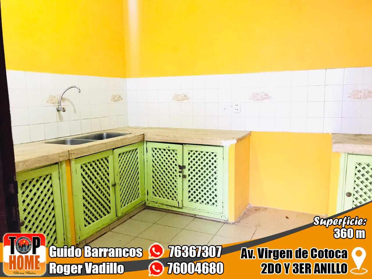 Casa en Alquiler Virgen De Cotoca Y Av. Brasil  Foto 5