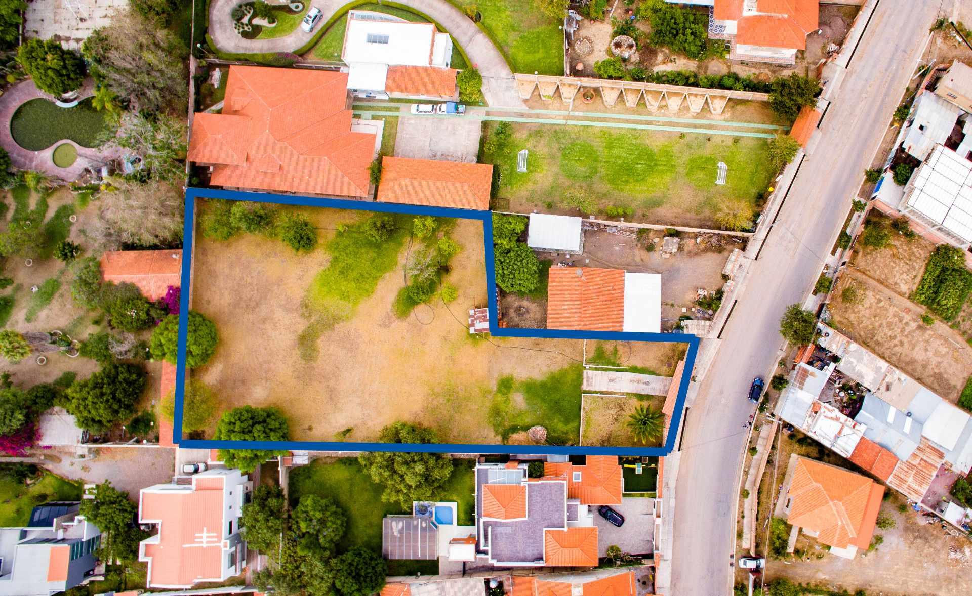 Terreno en Venta Av. Chilimarca 2 cuadras al norte de la circunvalacion Foto 4