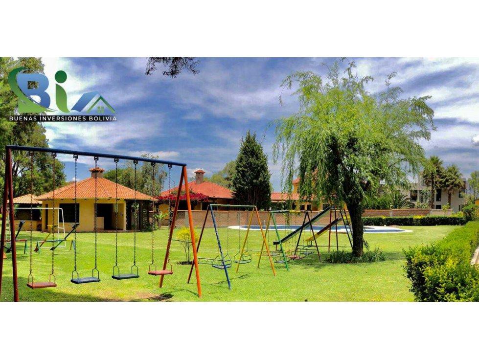 Terreno en Venta LOTE CONDOMINIO 520M2 PROX. HOTEL REGINA TIQUIPAYA Foto 10