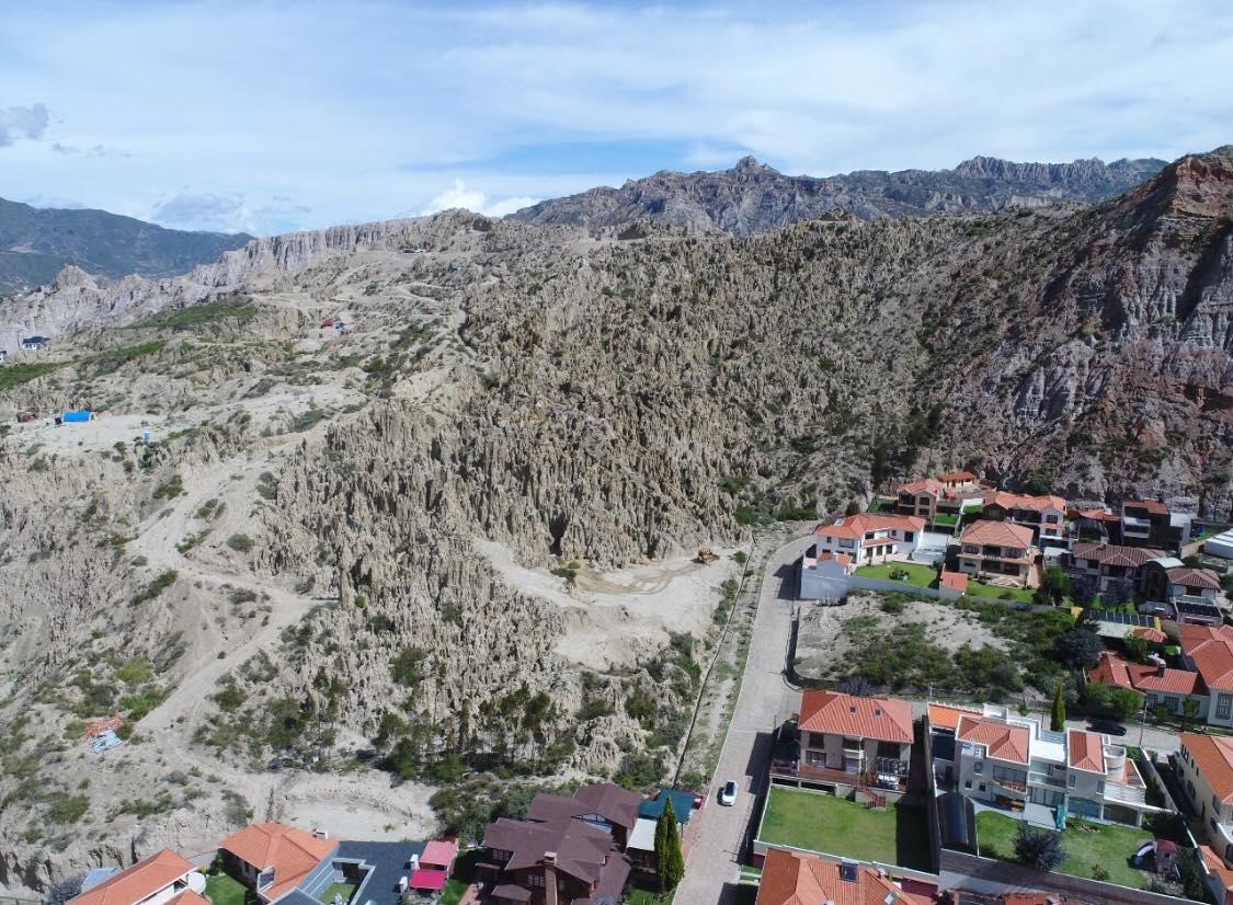 Terreno en Venta Aranjuez LA PAZ Bolivia  Foto 2