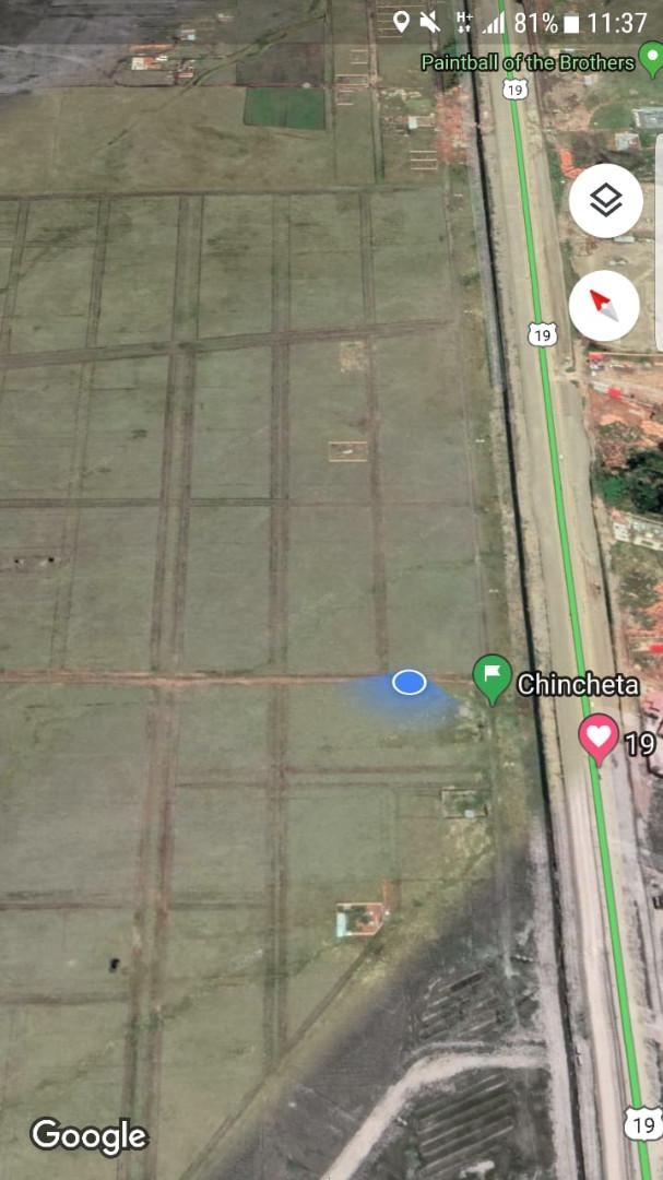 Terreno en Venta CARRETERA LADISLAO CABRERA URB. CERVECERIA BOLIVIANA NACIONAL Foto 5