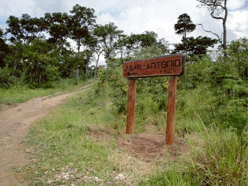 Terreno en Venta Propiedad ganadera en San Javier, 24km al oeste camino hacia El Puente Foto 9