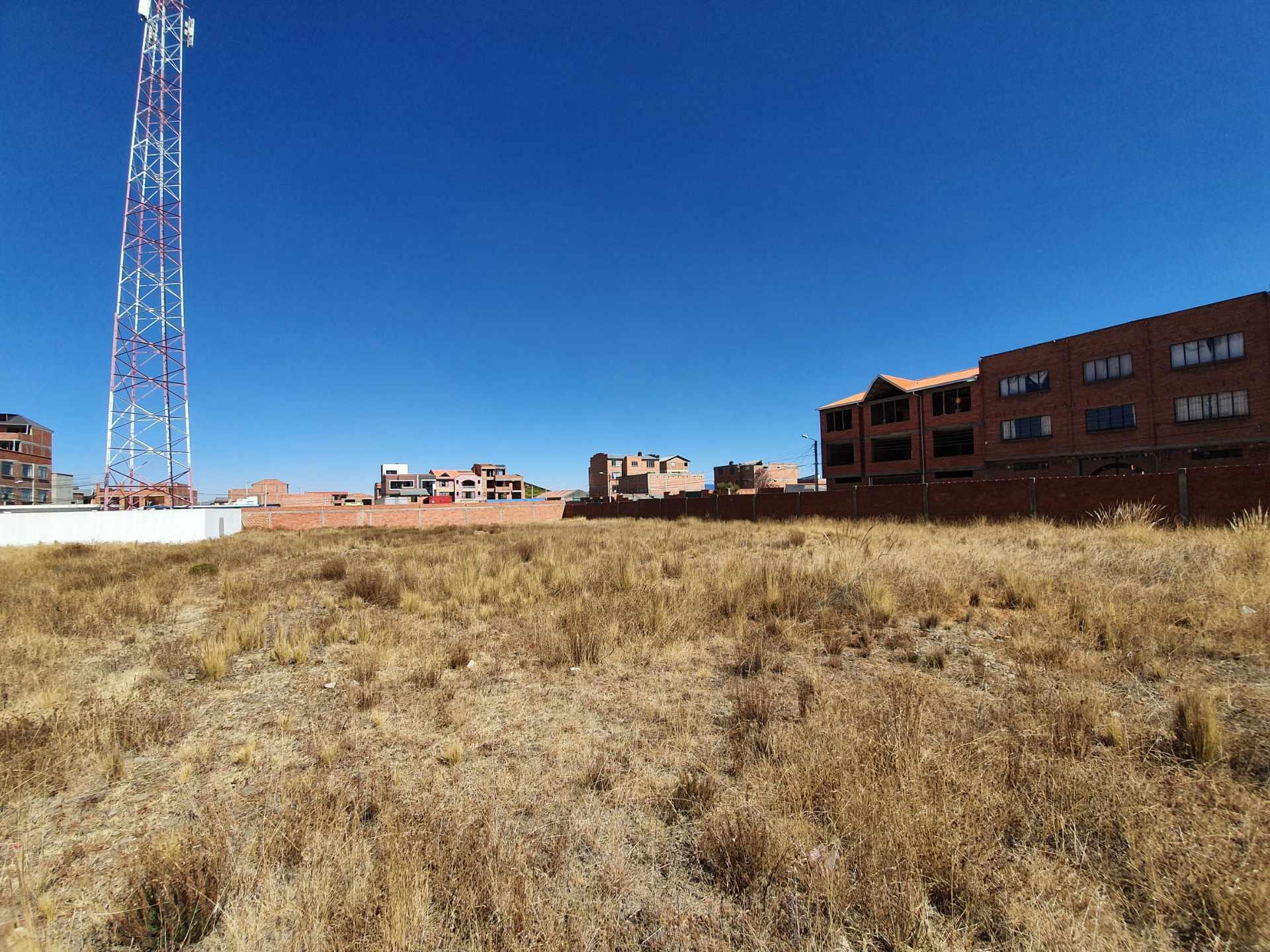 Terreno en Venta A 4 cuadras de Cruce a Villa Adela y a una de Avenida Bolivia  Foto 4