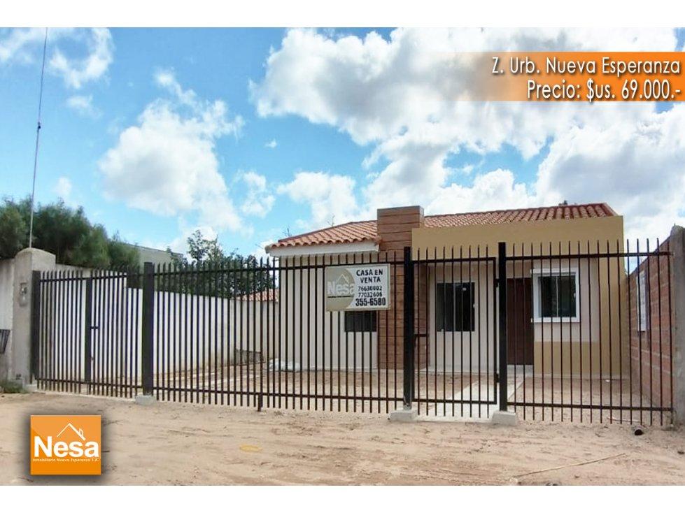 Casa en Venta CASA A ESTRENAR EN VENTA - URB. NUEVA ESPERANZA Foto 8