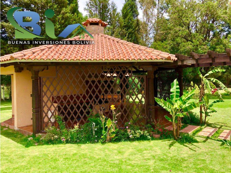 Terreno en Venta LOTE CONDOMINIO 520M2 PROX. HOTEL REGINA TIQUIPAYA Foto 7