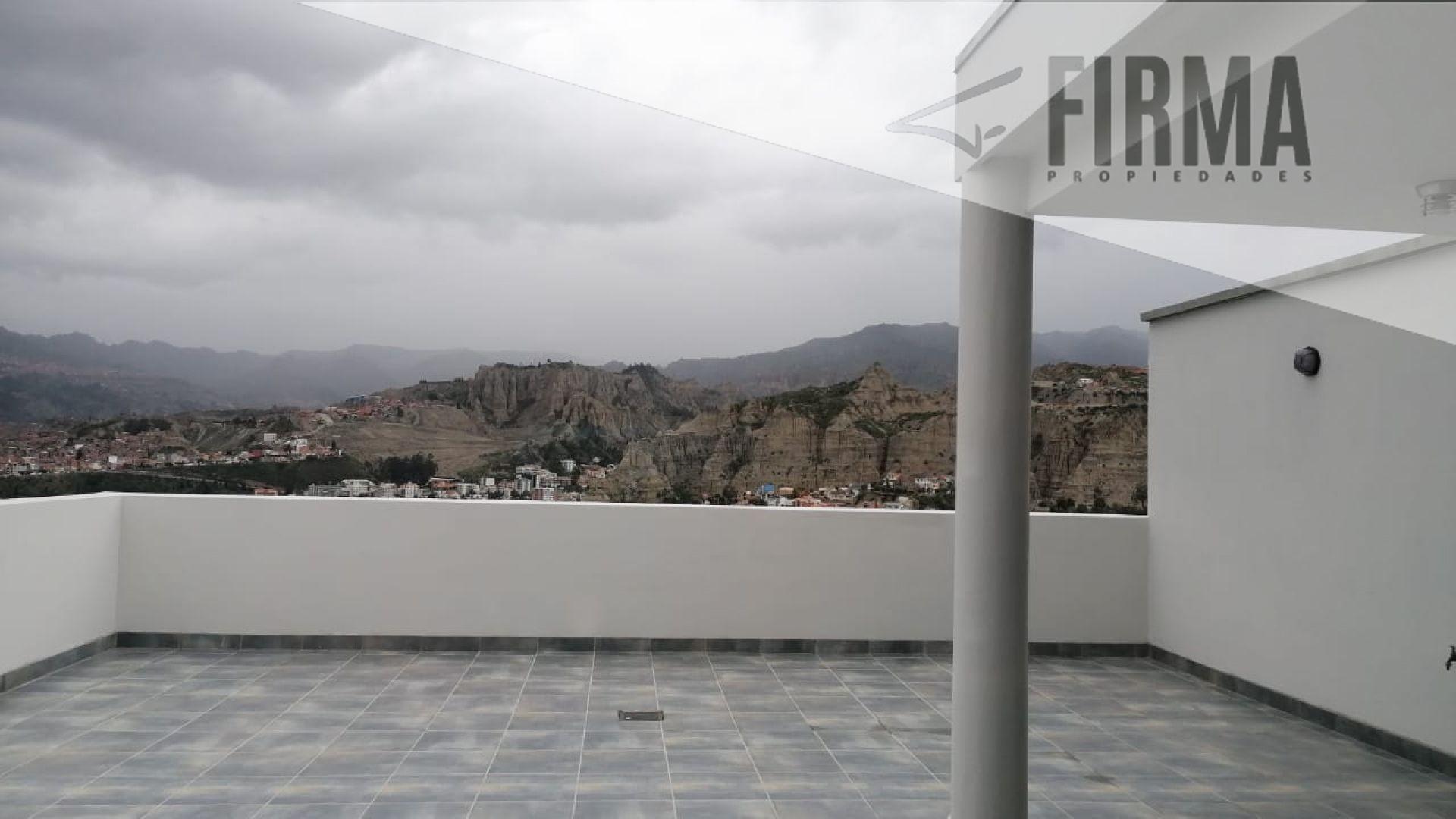 Departamento en Alquiler ALQUILA ESTE PENTHOUSE AMOBLADO EN CALACOTO Foto 3