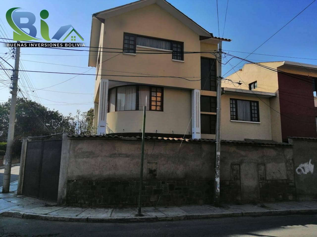 Casa en Venta $us.290.000 CASA EN ESQUINA + TIENDA PROX AV. HEROINAS ZONA SAN PEDRO Foto 3