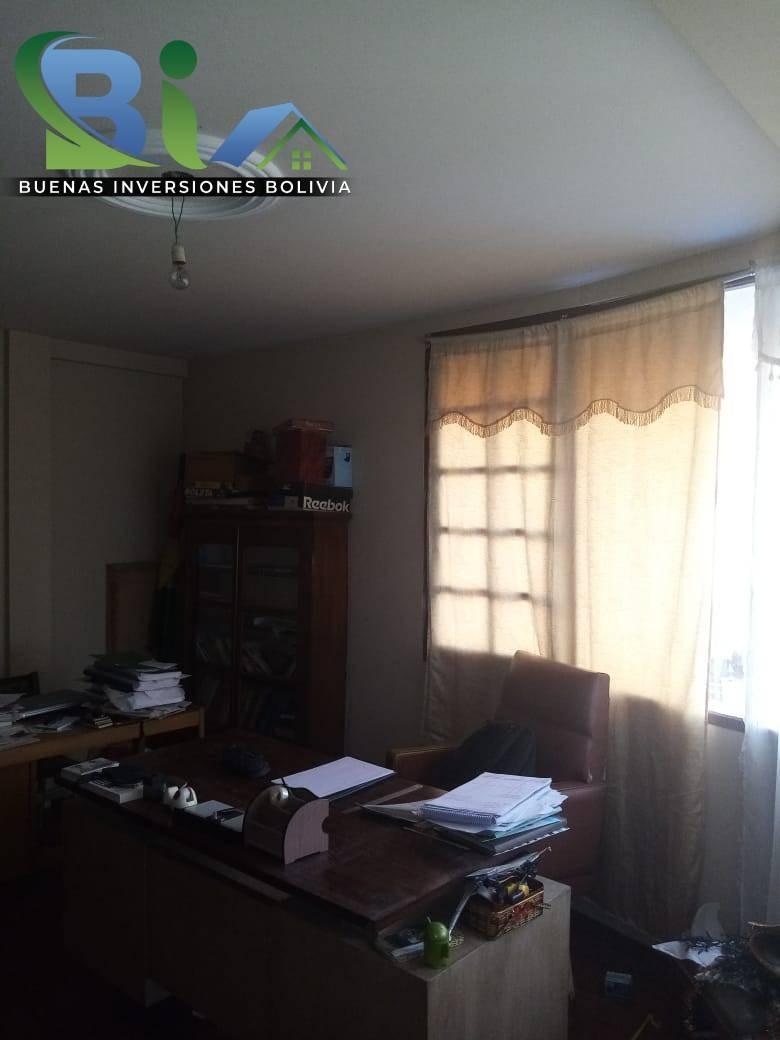 Casa en Venta $us.290.000 CASA EN ESQUINA + TIENDA PROX AV. HEROINAS ZONA SAN PEDRO Foto 10