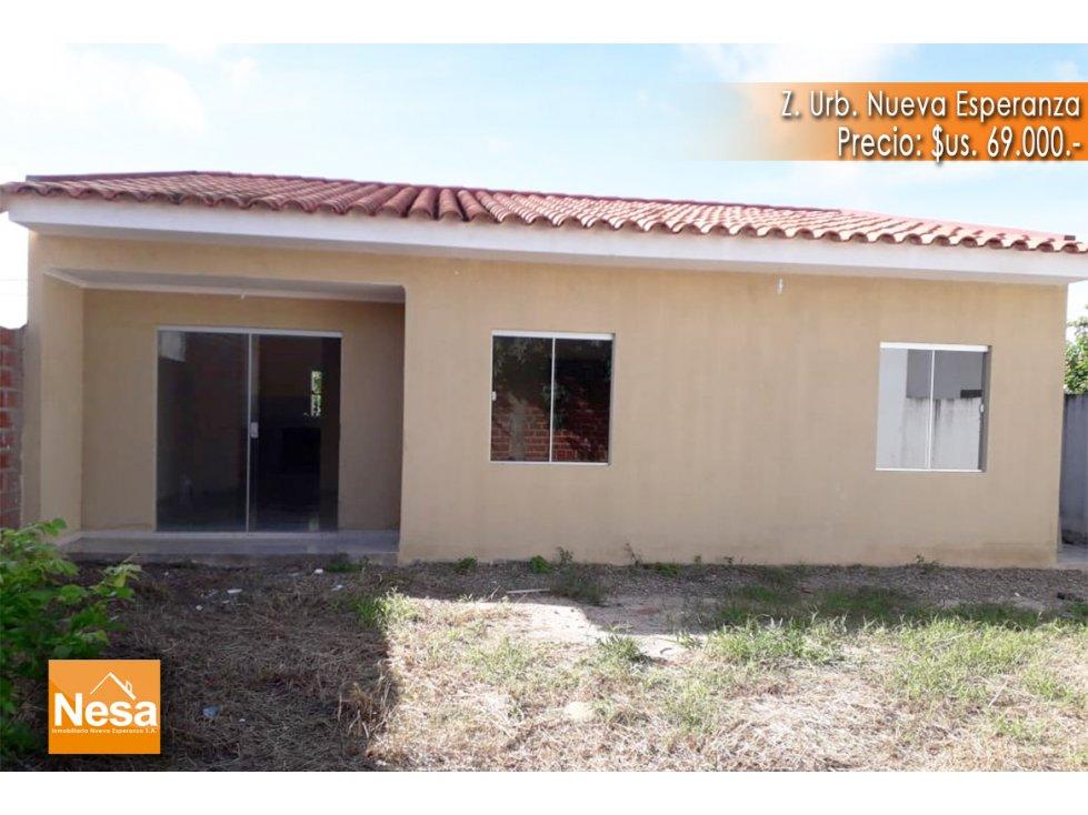 Casa en Venta CASA A ESTRENAR EN VENTA - URB. NUEVA ESPERANZA Foto 3