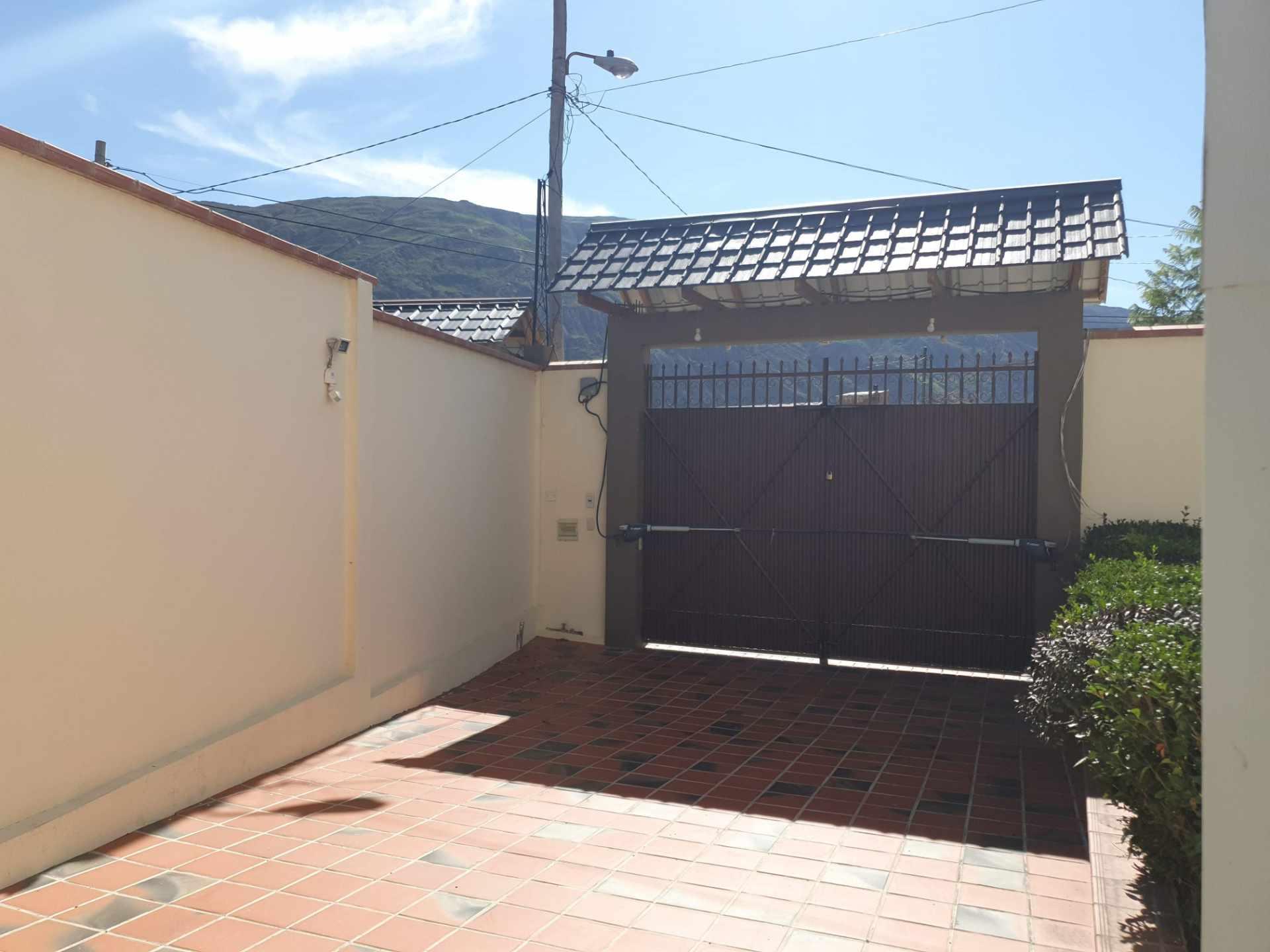 Casa en Venta Zona Sur, Huajchilla. Urbanizacion Bartos. Foto 10