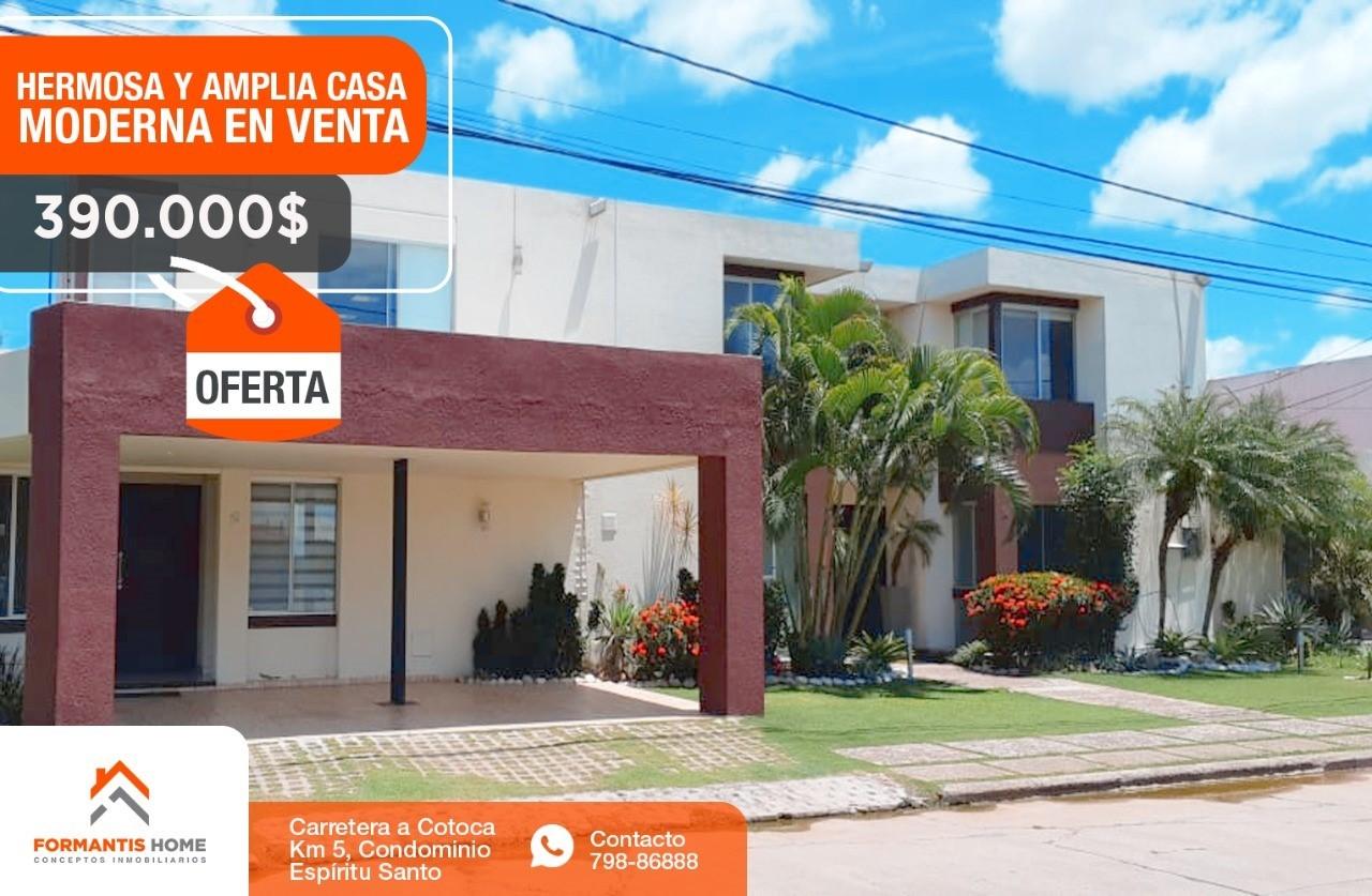 Casa en Venta HERMOSA CASA EN VENTA DE OCASION, CARRETERA A COTOCA KM. 5 CONDOMINIO ESPIRITU SANTO Foto 7