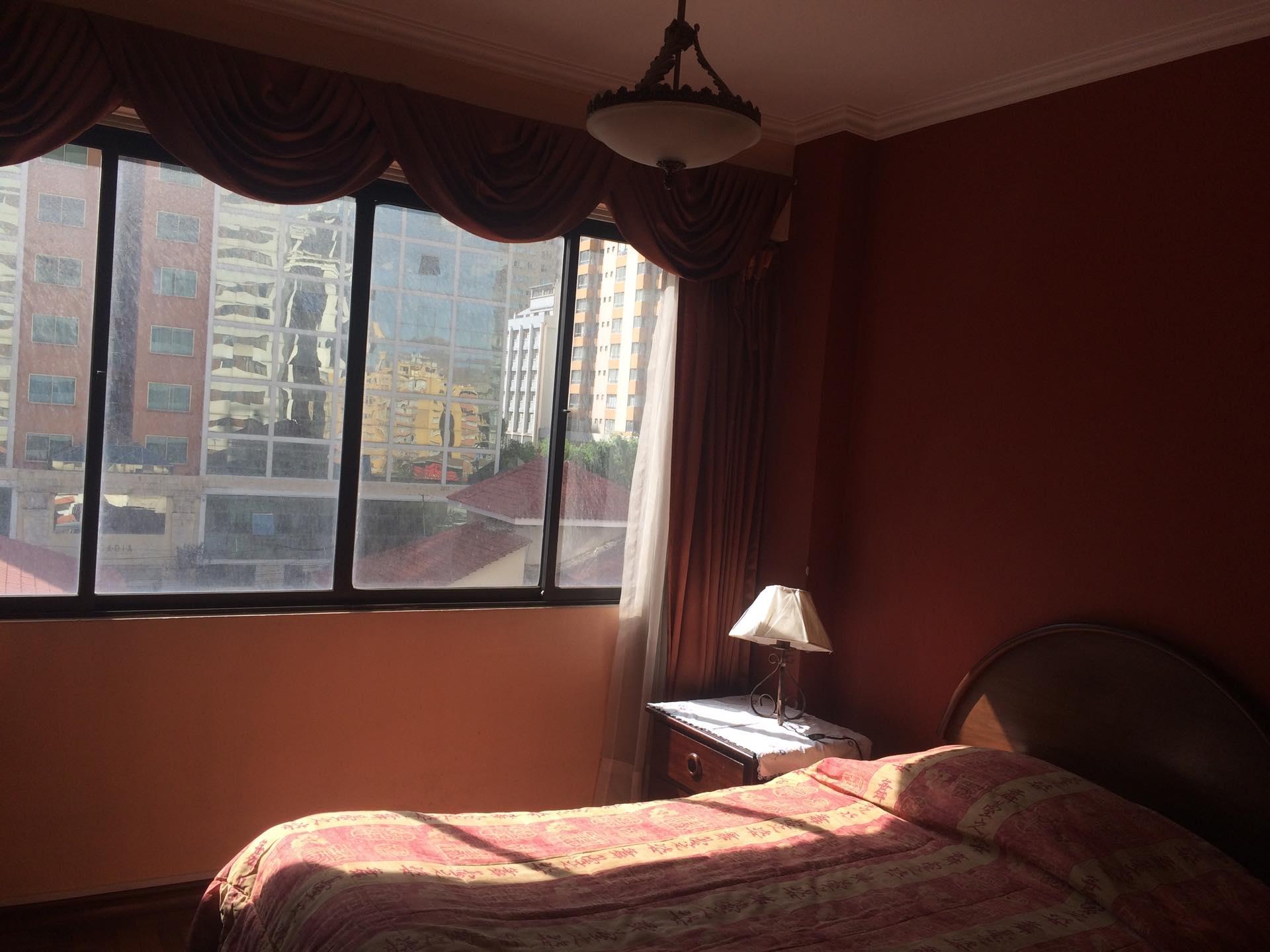 Departamento en Alquiler AV ARCE -DEPARTAMENTO TOTALMENTE AMOBLADO SOLEADO  - 4 dormitorios Foto 6
