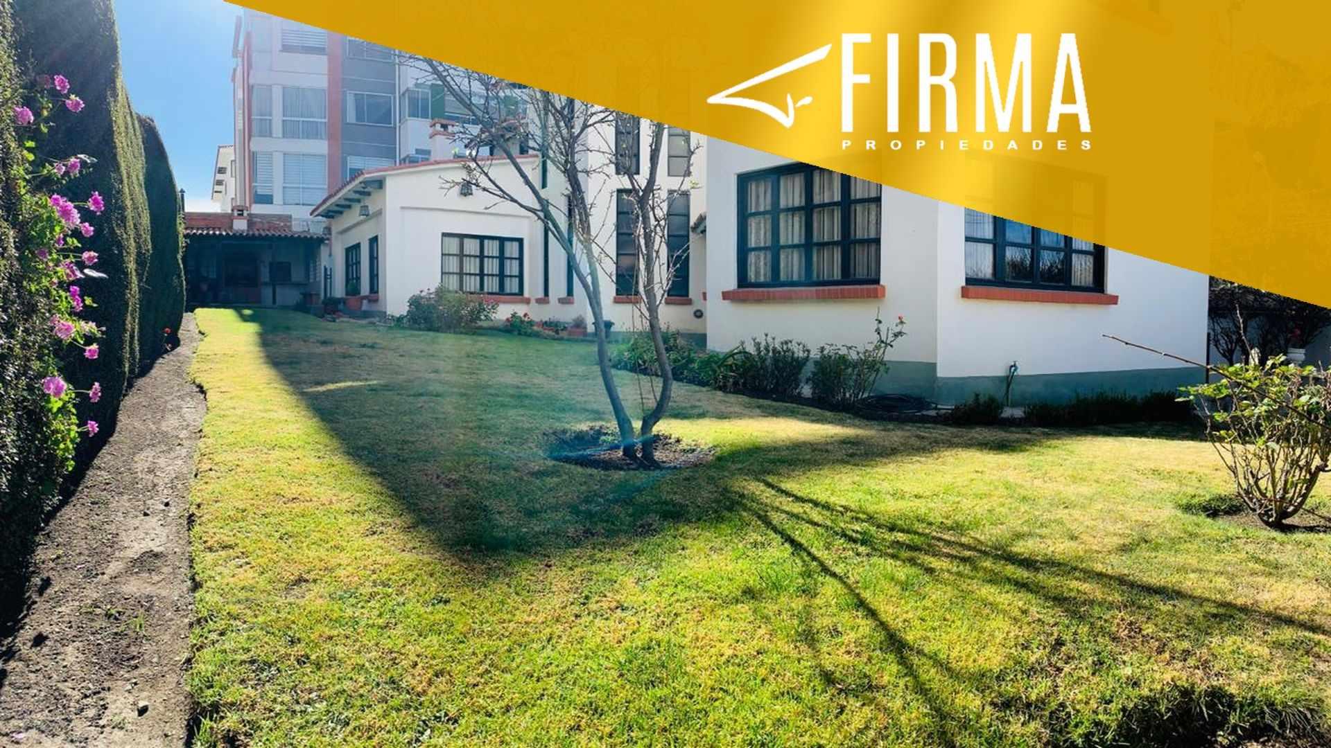 Casa en Venta ACHUMANI FRENTE AL CLUB ALEMAN Foto 4