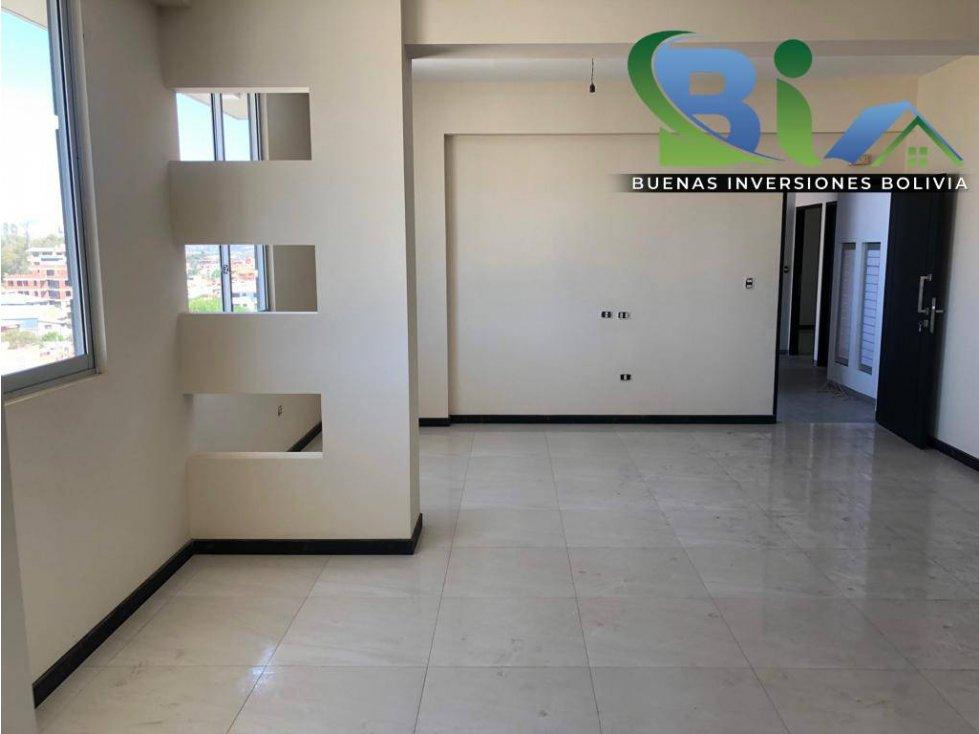 Departamento en Alquiler $us.350 DEPARTAMENTO 3 DORM. NUEVO ZONA CHIMBA Foto 8