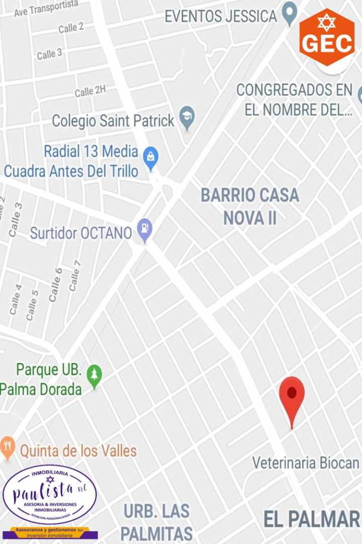 Casa en Venta CASA EN VENTA EN AV. BOLIVIA ENTRE 6TO Y 7MO ANILLO ZONA EL PALMAR Foto 3