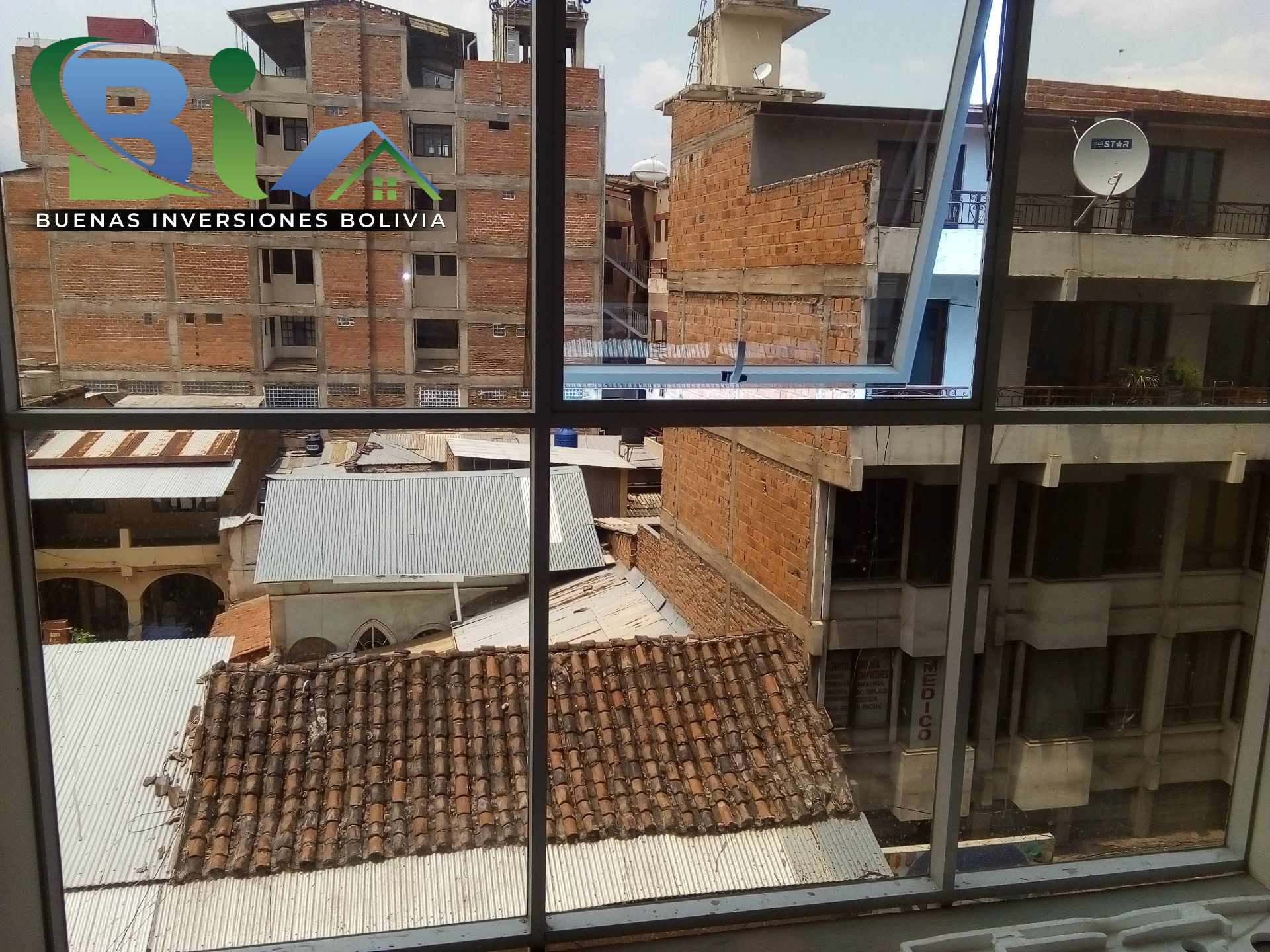 Departamento en Anticretico $us.30.000 ANTICRETICO DEPARTAMENTO NUEVO 3DORM. PROX.AV. AYACUCHO Foto 7