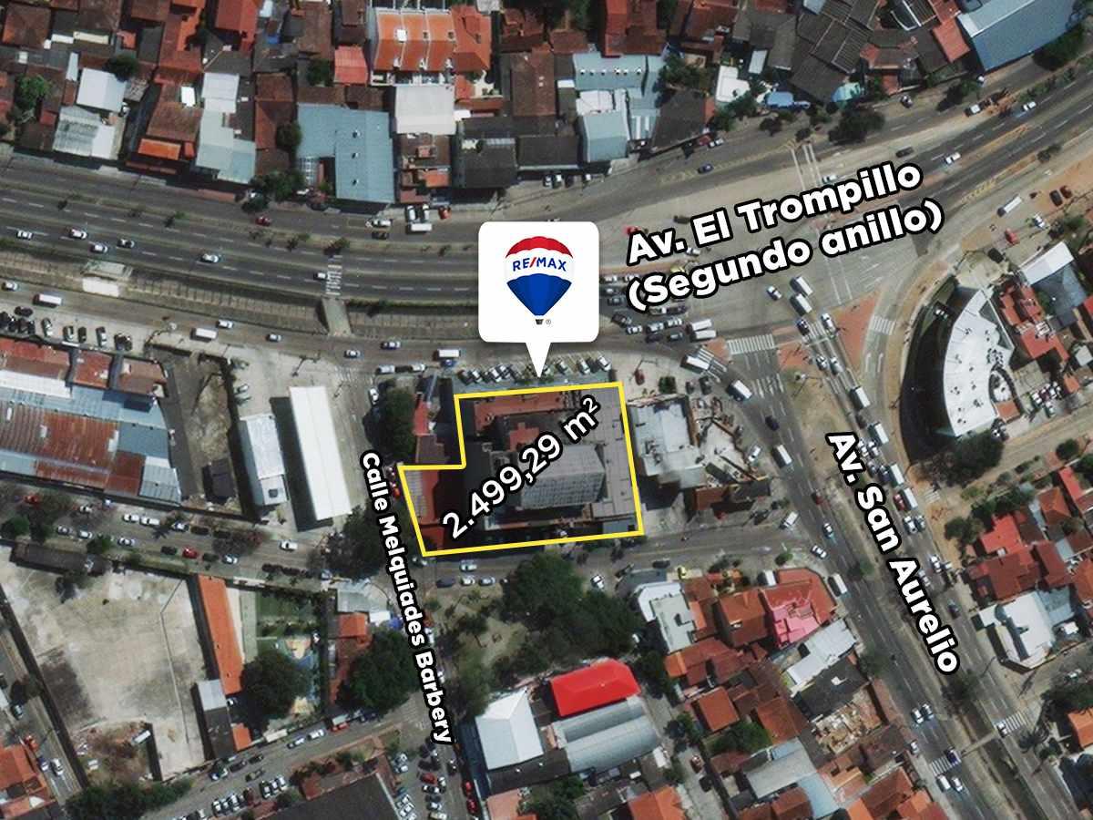Edificio en Venta Edificio corporativo Avenida El Trompillo (2do anillo), esquina calle Melquiades Barbery Foto 29