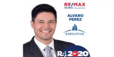 Alvaro Esteban Perez Justiniano - agente portada